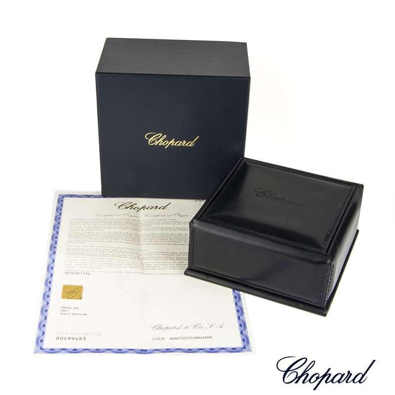 Chopard White Gold Happy Diamonds Pendant 799203-1003